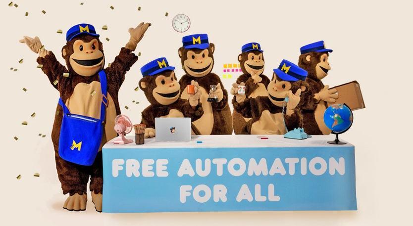 Free Automation MailChimp