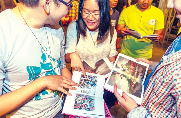 Saigon Artbook: Kết nối nghệ thuật và giới trẻ