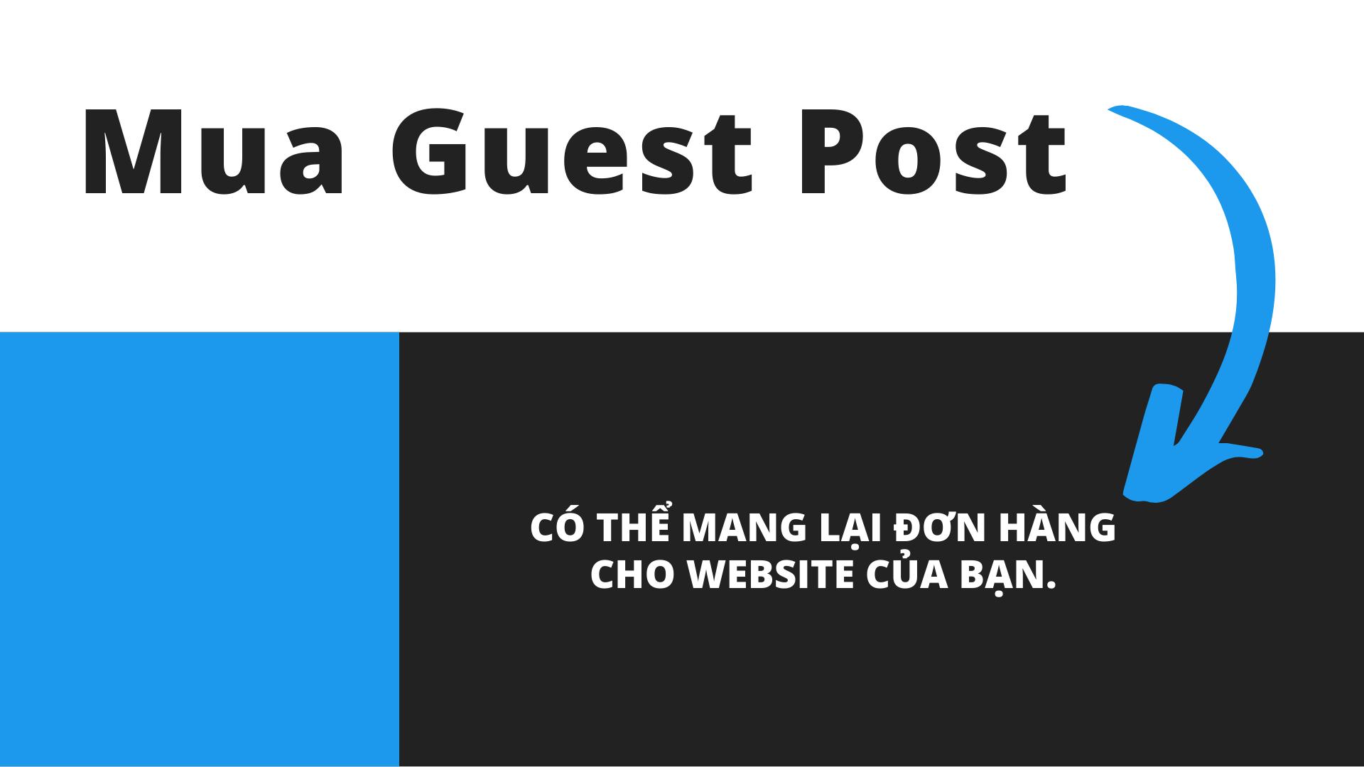 Mua Guest Post
