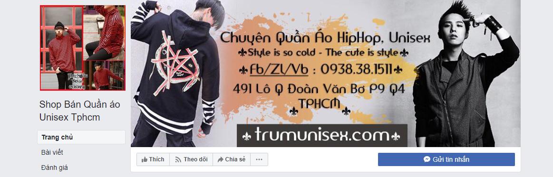 Bán quần áo online trên facebook đang rất thịnh hành