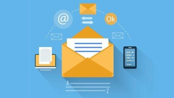 xử lý email