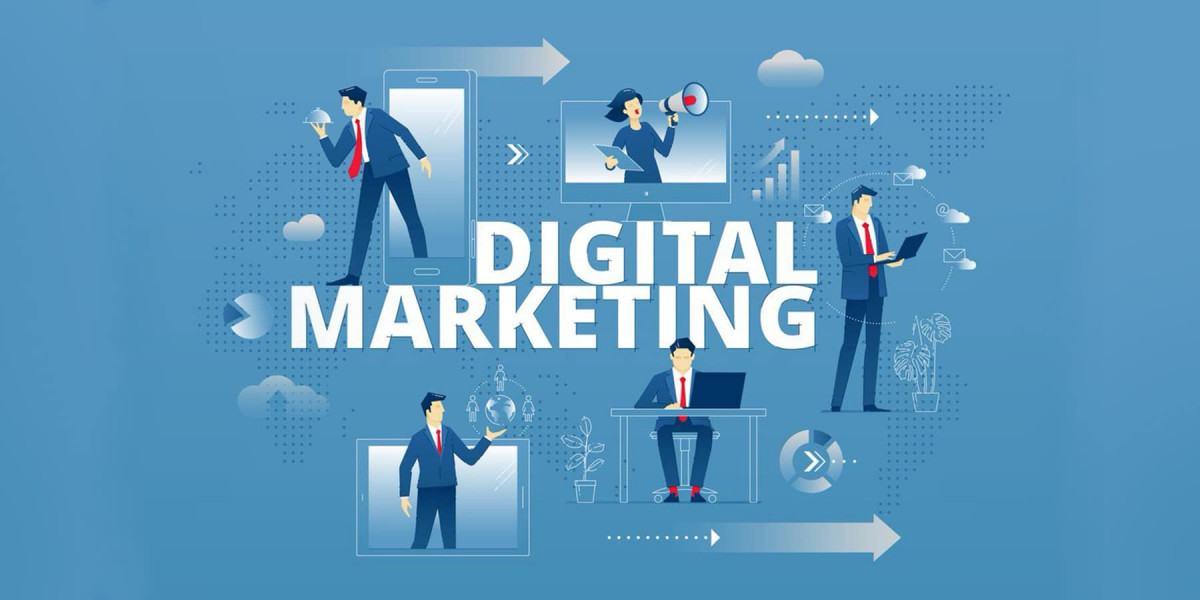 các kênh digital marketing phổ biến 1