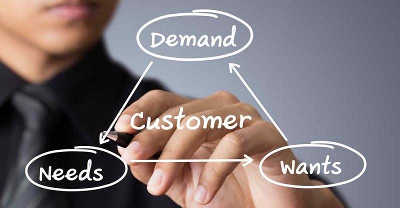 customer need wants demands