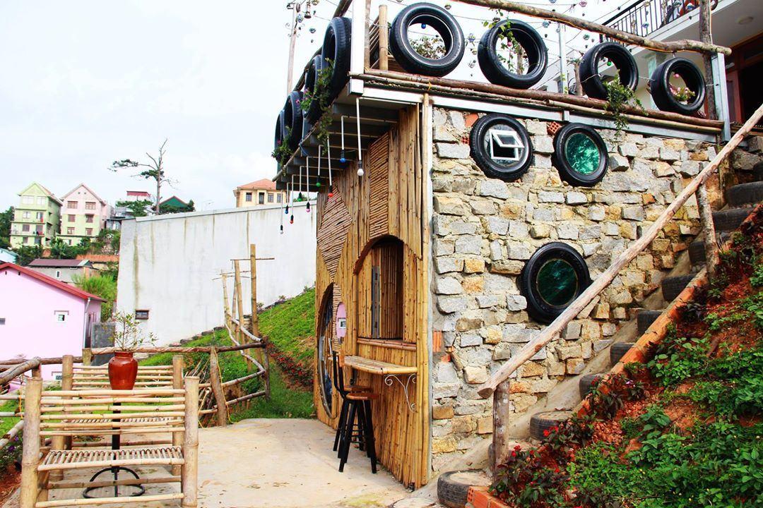 Thiết kế homestay ở Đà Lạt ấn tượng, thú vị hút khách du lịch