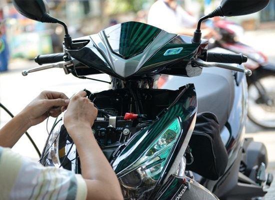 Lợi ích của Thiết bị Định vị xe máy và Cách lựa chọn thiết bị tốt nhất