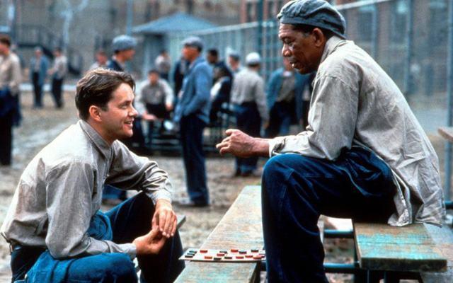 Shawshank Redemption được bình chọn là bộ phim xuất sắc nhất trong 30 năm trở lại