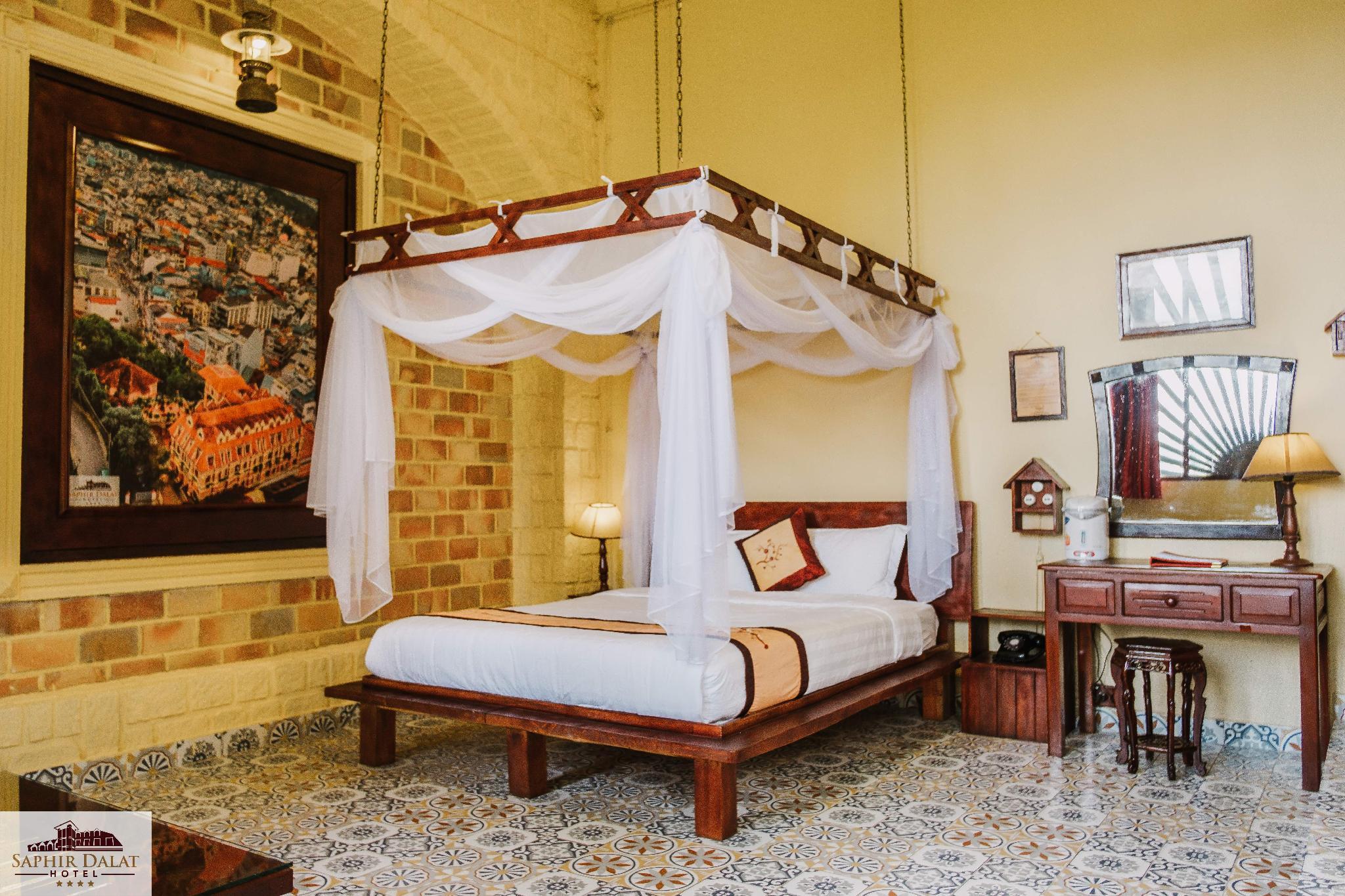 Saphir Dalat Hotel   Đà Lạt ƯU ĐÃI CẬP NHẬT NĂM 2020 528815 ₫, Ảnh HD & Nhận Xét