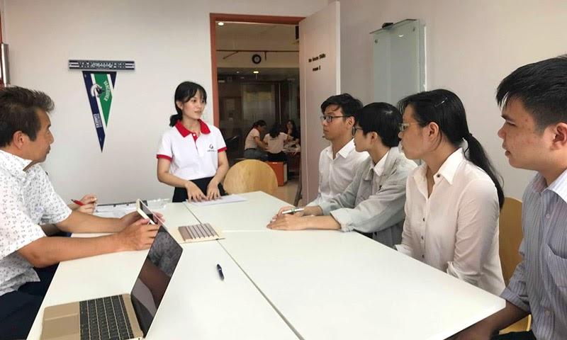 GrowUpWork đứng ra tổ chức thành công nhiều sự kiện Job Fair - kết nối doanh nghiệp Nhật Bản và các ứng viên Việt Nam.