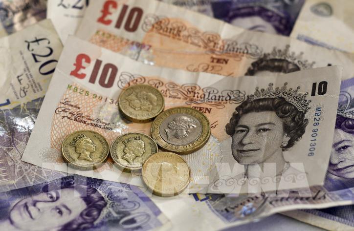 Tỷ giá đồng bảng Anh tiếp tục tăng