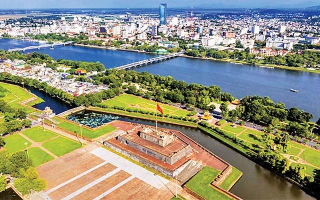 Xây dựng đô thị xanh - sạch - sáng ở Thừa Thiên Huế - Báo Nhân Dân