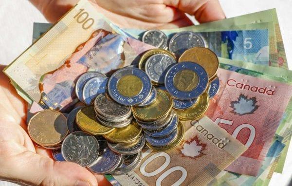 Check tỉ giá tiền Canada (CAD) so với tiền Việt trong hôm nay