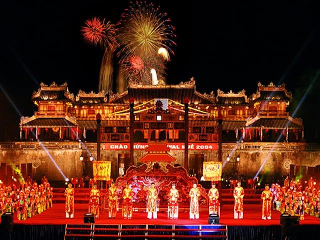 Nhã nhạc cung đình Huế tái hiện lại một nét văn hóa thời Vua chúa