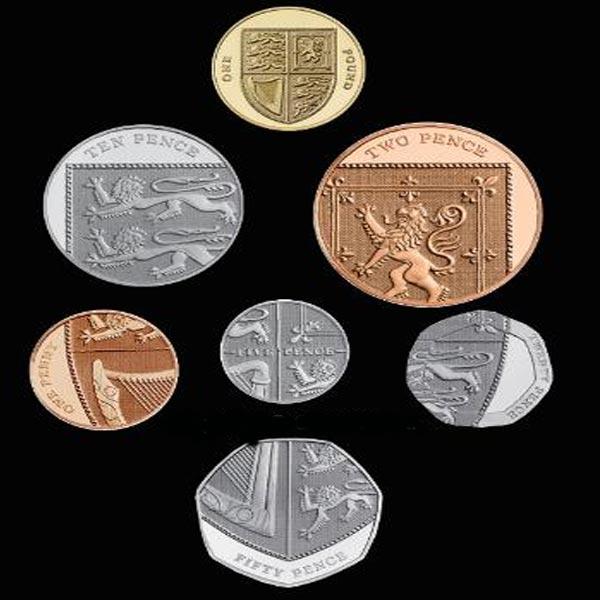 Tiền xu Anh