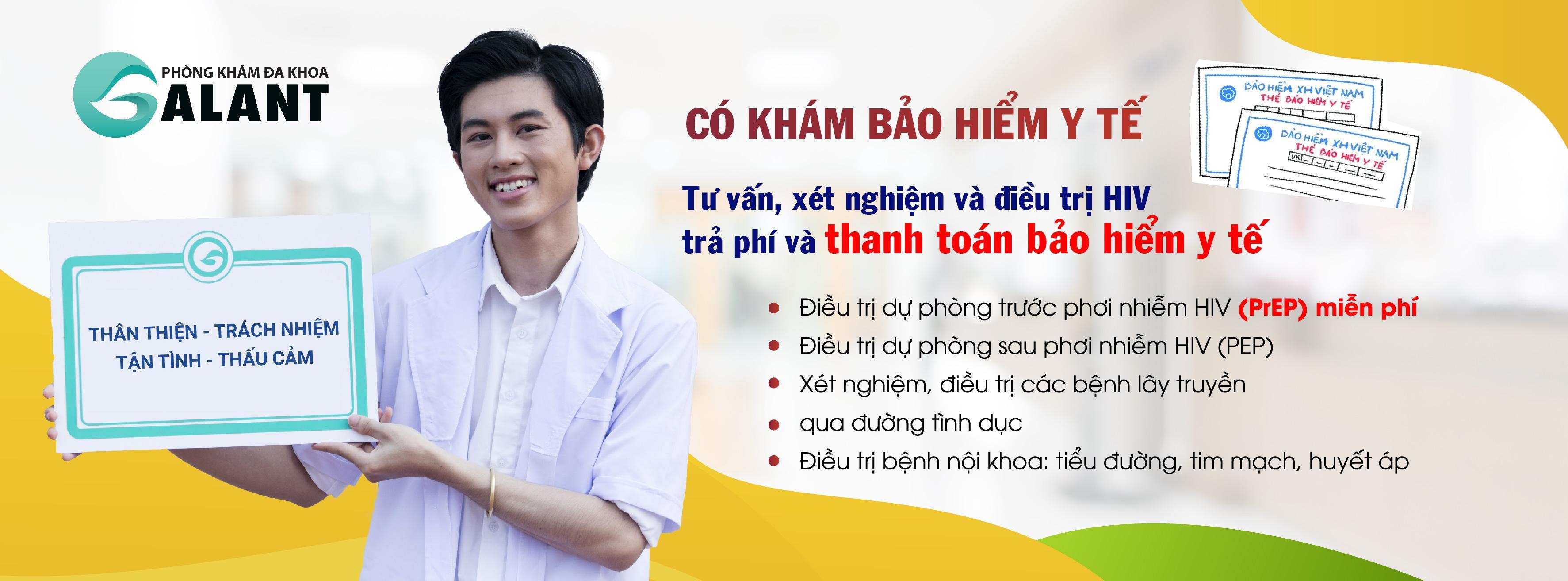 Galant Clinic - Phòng khám cộng đồng cho người yếu thế tại Việt Nam