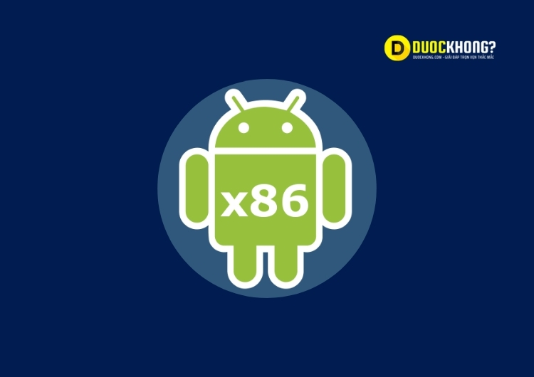 Giả lập Android-x86
